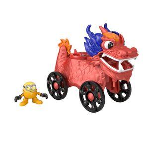 Imaginext Minions Drachen-Streitwagen