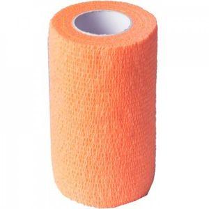 Bandage, selbstklebend 4,5m orange