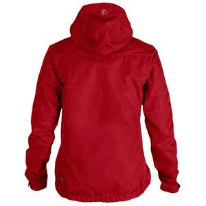 Fjällräven Stina Jacket, Size:L, Color:Black (550)