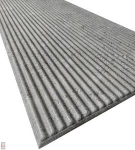3D Wanddeko Platte Beton Imitation Wandpaneele Wandverkleidung STRIPS BETONLOOK IMITATION aus Polystyrol (0,5qm)