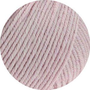 Lana Grossa - Cool Wool Big Melange GOTS - Fb. 217 fliederrosa meliert 50 g