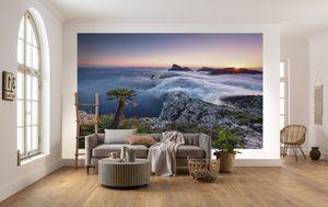 "Komar Vlies Fototapete ""Island Paradise"" - Größe: 450 x 280 cm (Breite x Höhe) - 9 Bahnen"