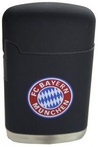FC Bayern München Jet-Feuerzeug schwarz