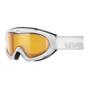 Uvex F2 - Skibrille / Schneebrille / Snowboardbrille, Color:silver metallic