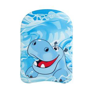 Schwimmbrett Schwimmhilfe Schwimmen Kinder HIPPO blau Spokey