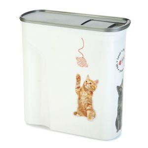 Curver Tierfutterbehälter Katze 6 L