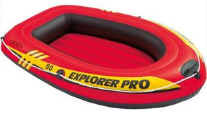 Intex schlauchboot Explorer Pro 50 orange 137 x 85 x 23 cm