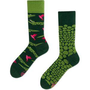 Many Mornings ForFitter Socken Musterung, Größe:39-42
