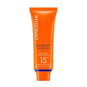Lancaster Sun Beauty Silky Touch Cream SPF 15 50 ml Gesicht Face Sonnencreme
