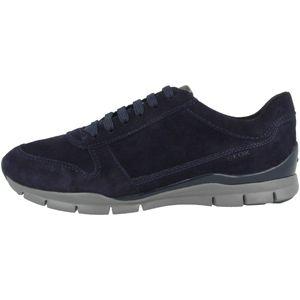Geox SUKIE Damenschuhe - Halbschuhe - Sneaker blau Freizeit NEU