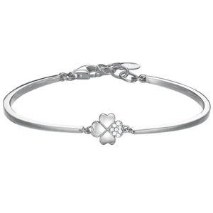 Esprit ESBA91256A600 Damen Armband Kleeblatt esprit-jw50026 21 cm
