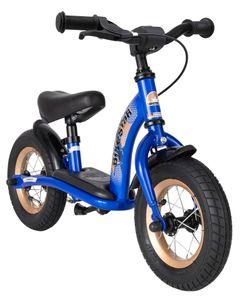 BIKESTAR Kinder Laufrad ab 2 - 3 Jahre | 10 Zoll Classic Lauflernrad | Blau