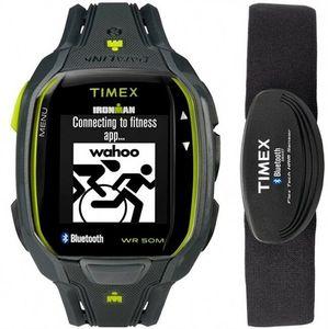 Timex Ironman Run x50+ HRM TW5K88000 Digitaluhr für Herren Bluetooth®-Technologie
