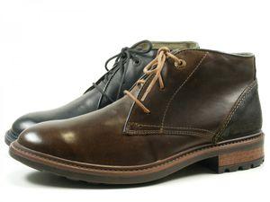 Josef Seibel 36711-MA799 Oscar 11 Herren Stiefeletten Stiefel Boots , Größe:43 EU, Farbe:Schwarz