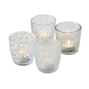 Boltze 1014419, Tisch, Glas, Transparent, Glanz, andere, 75 mm