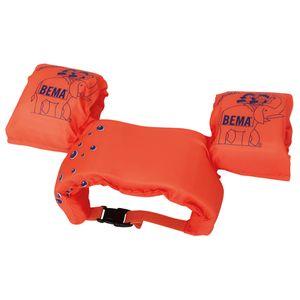 BEMA 2-in-1 Kinder-Schwimmhilfe Orange