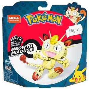 Mega Construx Pokémon Medium Pokémon Mauzi