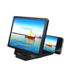 Bildschirmlupe Für Mobiltelefone 3D HD-Handy-Lupenprojektor für Filme, Videos und Spiele