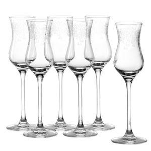 LEONARDO Grappaglas CHATEAU 6er-Set 90 ml, 061594