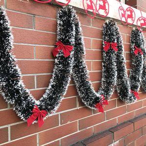 5x Weihnachtsgirlande Tannengirlande Weihnachtsbeleuchtung Girlande Weihnachten200x9cm