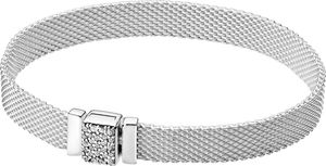 Pandora Reflexions Armband 599166C01 Silber 925 clear cubic zirconia 19