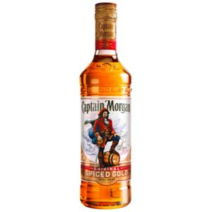 Captain Morgan Original Spiced Gold Spirit Drink Karibik | 35 % vol | 0,7 l