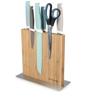Navaris Messerhalter doppelseitig magnetisch