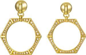 Joop! Jewelry Edged JPER90351B000 Ohrringe Mit Zirkonen