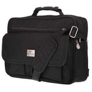 XL Umhängetasche Flugbegleiter Tasche Messenger Arbeitstasche DIN A4 Messenger XL