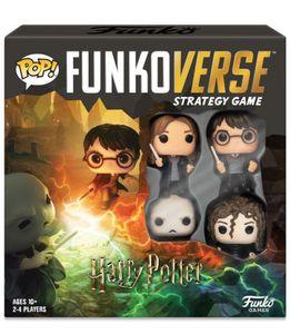 Funko Funko Harry Potter Funkoverse Brettspiel Strategie Game Deutsche Version FK43477