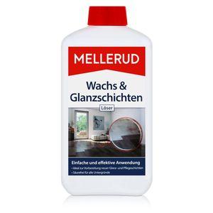 Mellerud Wachs & Glanzschichten Löser 1L - Säurefrei (1er Pack)