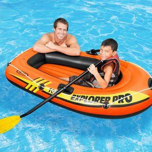 Intex Explorer Pro Boat 100 Orange 160 x 94 x 29 cm