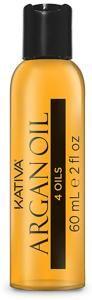 Kativa Arganöl 4 Oils Intense Haar - Öl 60 ml