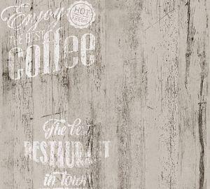 A.S. Création Papiertapete Simply Decor Tapete grau schwarz weiß 10,05 m x 0,53 m 334814 33481-4
