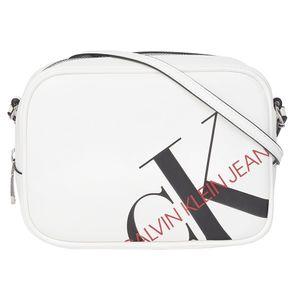 Calvin Klein Accessories Sculpted Camera Bag Bright White One Size