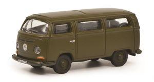 Schuco VW T2 Bus Bundeswr 1:87
