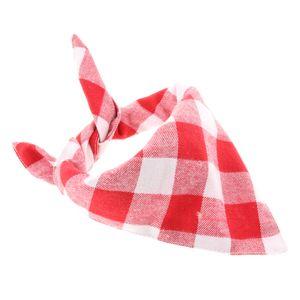 Haustierhalstuch Dreiecks Halstuch Bandana für kleine, mittlere und große Rosarot S wie beschrieben