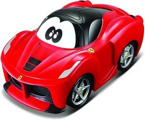 Ferrari U-Turn Spielzeugauto (13cm, rot) Kinderauto Kleinkinder