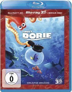 Disney's - Findet Dorie [Blu-Ray 3D+2D]