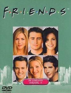 Friends - Box Set / Staffel 9  [4 DVDs]
