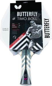 Butterfly Tischtennisschläger Timo Boll Vision 3000 | Tischtennis TT Tabletennis Schläger