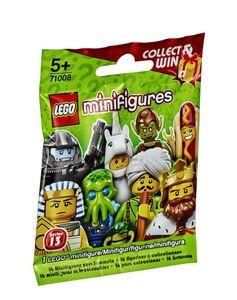 LEGO Minifigur SERIE 13 71008
