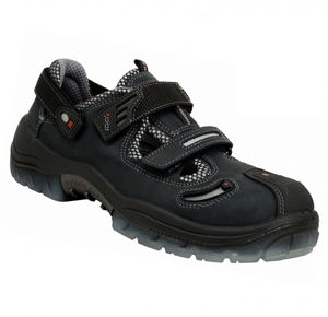 CHALLANGER 3820 A S1 ESD JALAS Sicherheitssandale Arbeitsschuhe Sandale, Schuhgröße:39