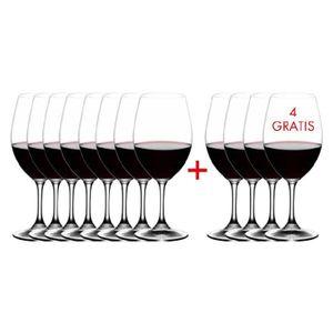 Riedel Gläser Ouverture Rotwein Glas Set 12-tlg. Kauf 12 Zahl 8 7408/00