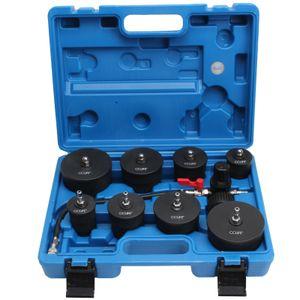 Turbolader Ladeluftkühler Abdrücken Prüfer Tester Werkzeug Kompressionsprüfer