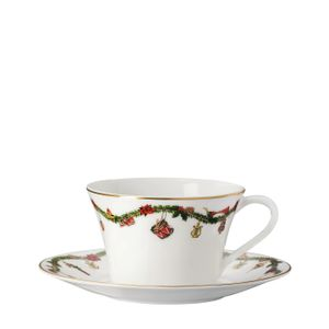 Hutschenreuther Nora Christmas Tee-/Cappuccinotasse 2tlg.02048-726037-14675