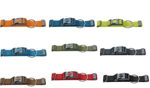 Hunter Halsband London Vario Plus versch. Farben und Größen, Größe:L-XL, Farbe:dunkelblau