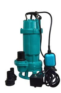 Schmutzwasserpumpe 20 30 M Schlauch Fäkalienpumpe 1500 W 18000 L/Std Storz C Kupplung  Tauchpumpe Abwasserpumpe : Ausfüh
