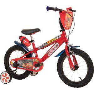Disney Cars 14 Zoll Kinderfahrrad Kinder Fahrrad 14' ab 3,5 Jahre Kinderrad