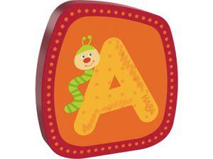 HABA Holzbuchstabe A, Buchstaben, Türschild, Wand, Dekoration, Kinderzimmer, Kind, Baby, 302446